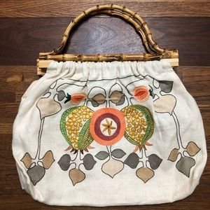 Handbags - Price⬇️ Vintage Embroidered Handbag